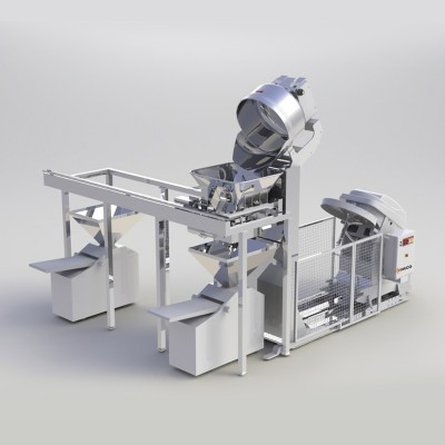 AUTOMATED MIXING SYSTEM