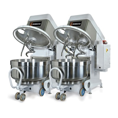 HEAVY-DUTY DOUBLE SPIRAL MIXERS